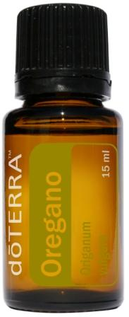 doTERRA's Certified Pure Therapeutic Grade Oregano oil