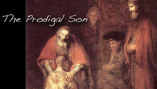 Rembrandt's The Prodigal Son