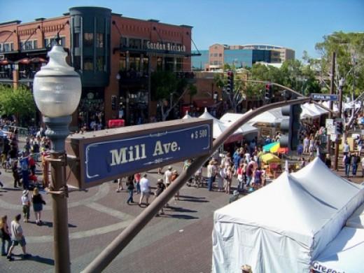Mill Avenue Arts Festival