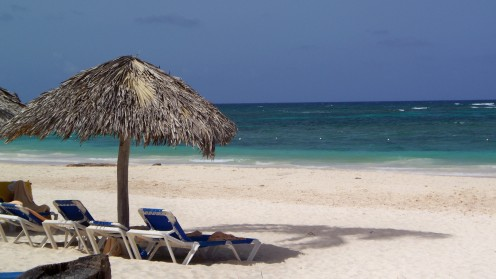 Punta Cana, Dominican Republic beach