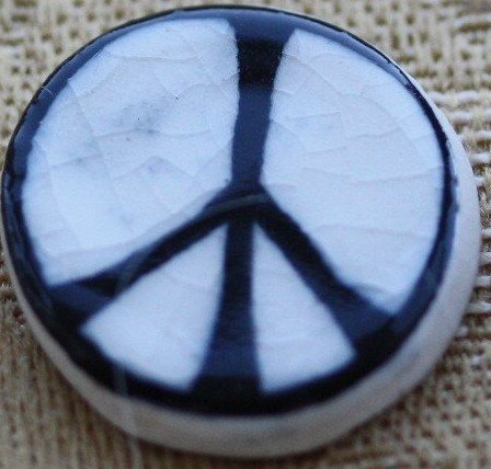 First Peace Badge-1958