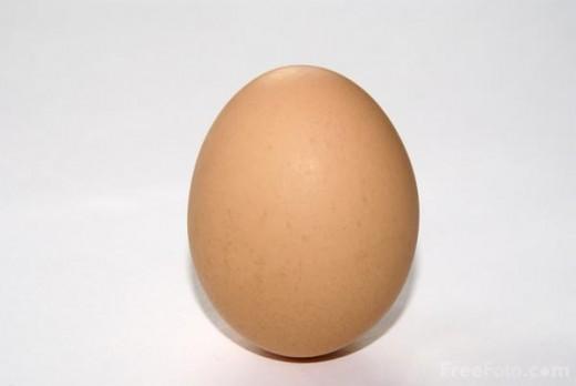 Egg contains naturally Vitamin D