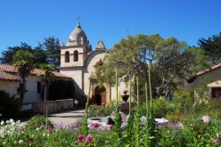 The Mission Gardens of California