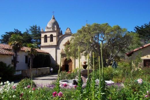 San Carlos de Borromeo de Carmelo Mission