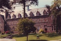 Trinity College, Carmarthen, Wales