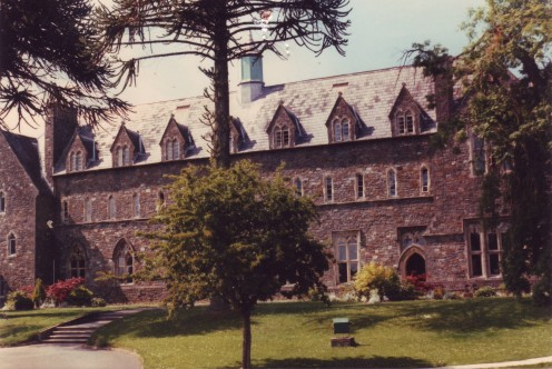 Trinity College, Carmarthen, Wales