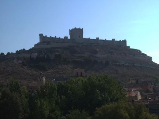 Peafiel Castle