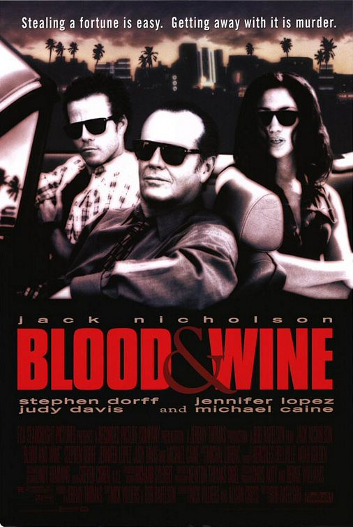 Blood and Wine Poster