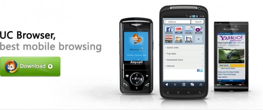 UC Mobile Web Browser