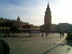 Krakow's main square