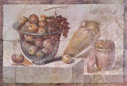 Roman painting. Second Pompeian Style, from the House of Julia Felix in Pompeii.   The Yorck Project: 10.000 Meisterwerke der Malerei. DVD-ROM, 2002. ISBN 3936122202. Distributed by DIRECTMEDIA Publishing GmbH.