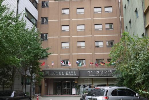Hotel Kaya - 98-11, Garwol-dong, Yongsan, Seoul, South Korea