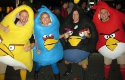 Angry Birds Costumes: A Unique Idea For Halloween Costume for the Family