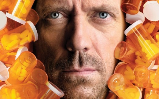 Dr.House's Vicodin addiction - took a part in a meaning of his way of communication with cow-workers and people from his surrounding.What he discovered,about Vicodin,how time passed by - is that Vicodin doesn't affect to the his way of judgement.