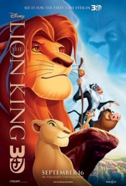The Lion King 3-D