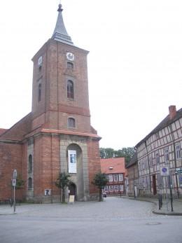 Half-timbered buildings