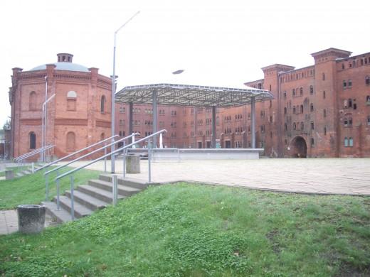 oil mill complex