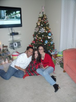 Our last Christmas Eve - Our favorite Holiday