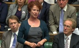 Hazel Blears with the other Useless Idiots in Parliament