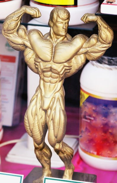 Body building proteins