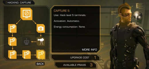 Deus Ex Human Revolution Augmentation Upgrade Guide