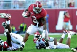 RB Trent Richardson (Alabama)