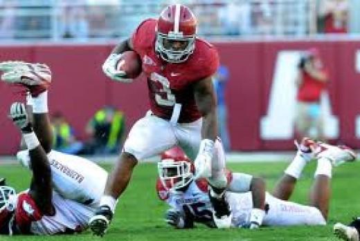 RB Trent Richardson (Alabama)