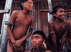 Fierce Behavior of the Yanomamo: Blood, Revenge and Tribal Warfare