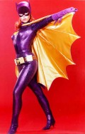 Yvonne Craig as Batgirl from 60's Batman TV Series