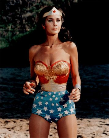 Linda Carter as Wonder Woman
