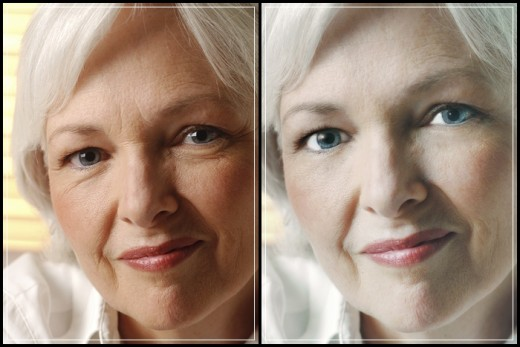 Flawless, Glowing Skin in Your 50's? Yes, It's Possible.
