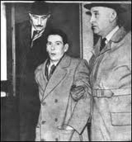 Timothy Evans when arrested