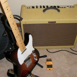 The Ultimate guitar tone is right before your eyes.
