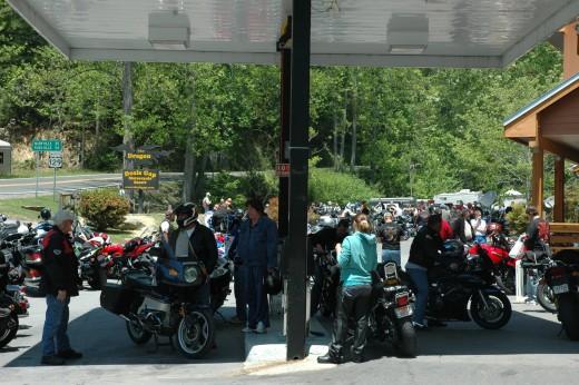 Deal's Gap Motorcycle Resort