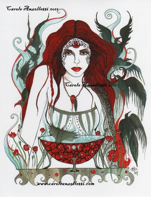 Phantom Priestess