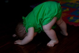 Ages 2 to 92 can do Yoga