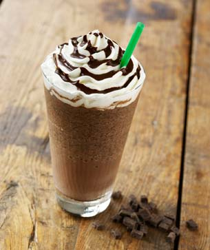 Javachip Frappuccino