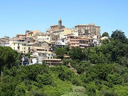 This is the other Genzano in Italy, it is called Genzano di Roma, it seems to be a larger and perhaps more important town than My native town, anyhow let us just say that this is our twin town.