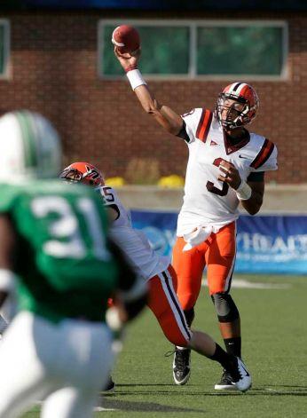 QB Logan Thomas (Virginia Tech)