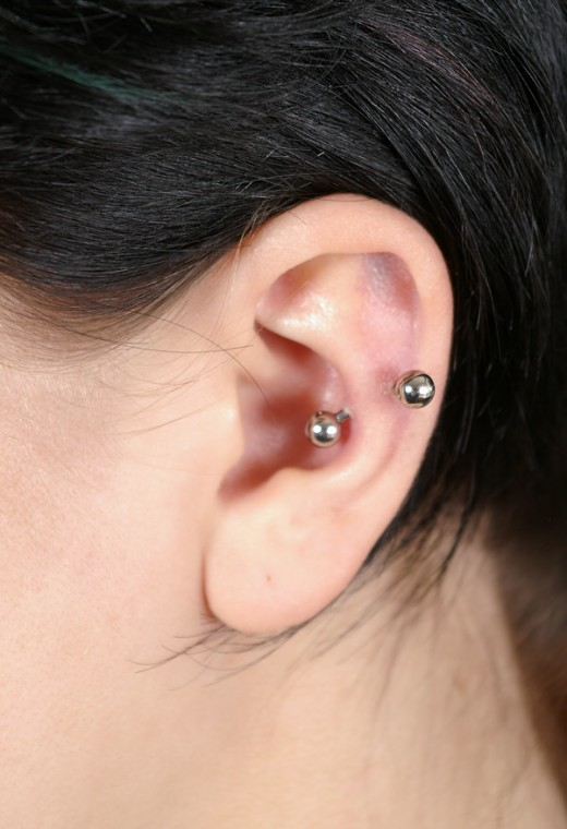 snug piercing is another type of ear piercing
