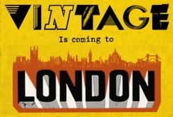 75 Vintage clothing stores around London