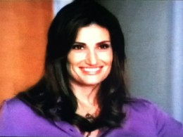 The lovely Idina Menzel returns as Shelby Corcoran.