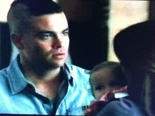 Puck shows up at Shelby's doorstep in hopes that he can have a relationship with his daughter.