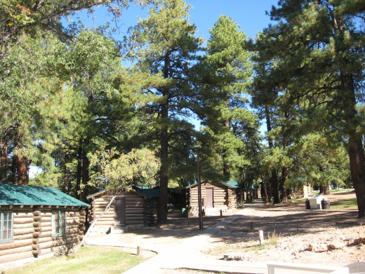 Cabins Grand Canyon Lodge