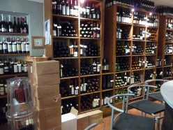 Florence, Italy: Le Volpi e L'Uva Wine Bar