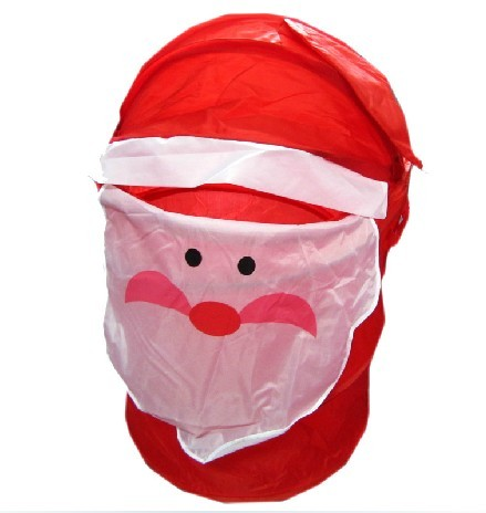 Ho Ho Ho!  Santa Christmas hampers are fun yet practical.