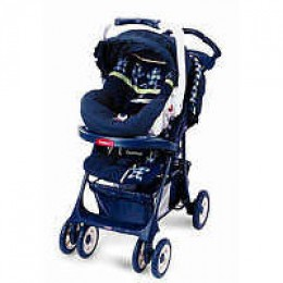 Free Baby Manuals Century 4in1 Travel Solutions Pram 1999