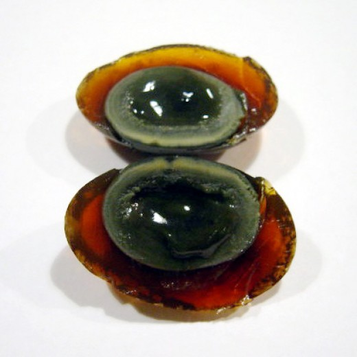 Century Egg (rotten to perfection)