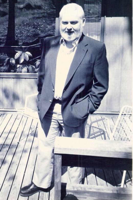 Dave Pedneau in 1990