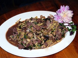 Thai One On: Beef and Basil Leaves Recipe